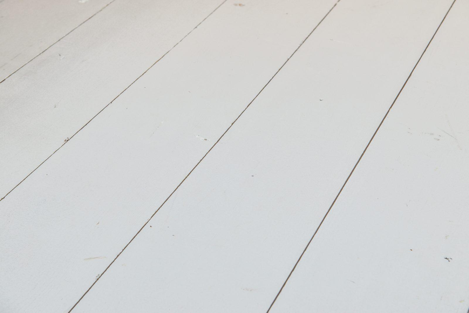geschilderde houten vloeren plankenland