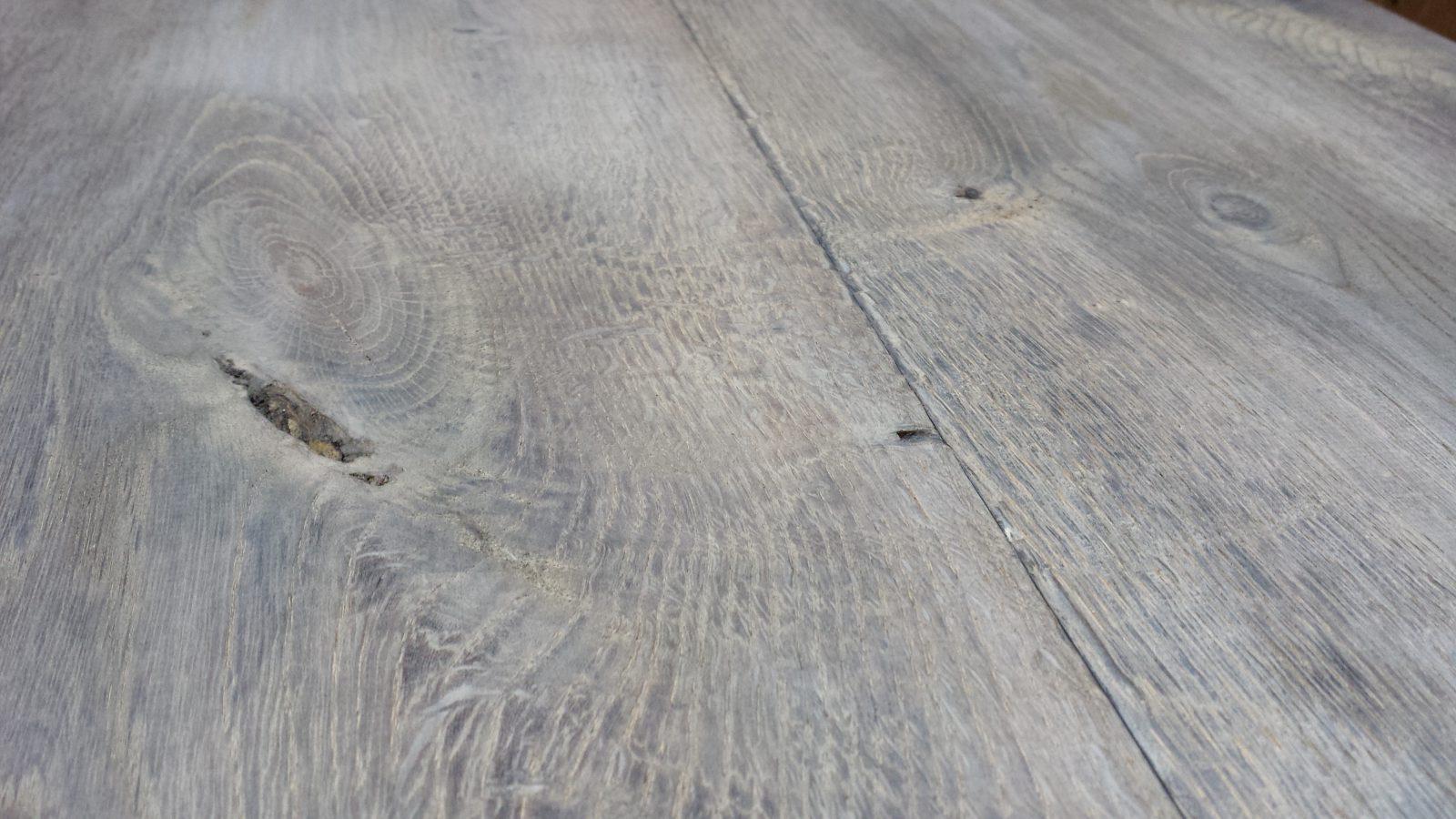 verouderde houten vloeren plankenland