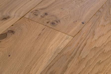 Eiken vloer onbehandeld u materialen voor constructie